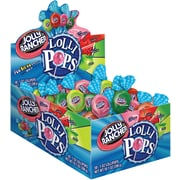 JOLLY RANCHER Lollipops in Assorted Flavors, 50/BX (209-00051)