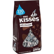 Kisses Milk Chocolates, 56 Oz, 330 Pieces (209-00054)