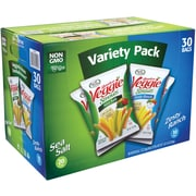 Sensible Portions Garden Veggie Straws Variety Pack, 1 Oz, 30 Count (220-00413)