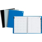 "2019 Staples® Medium Monthly Planner, 14 Months, 7"" x 9"", Assorted (52183-19)"