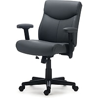 Staples Traymore Luxura Managers Chair (Gray)