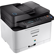 Samsung Xpress SL-C480FW All-in-One Color Laser Printer with Wireless Printing (SS256H)