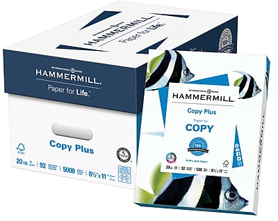 Hammermill Copy Plus 8.5