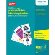 This is a graphic of Accomplished Staples Printable Tickets Template 19883