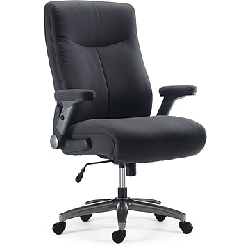 Staples Whitcomb Fabric Big & Tall Task Chair Chair, Grey