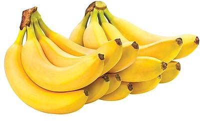 National Brand Fresh Bananas, 6 lbs. (2 Bunches) (900-00106)
