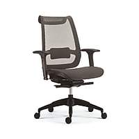 Staples Ilano Mesh Task Chair (Grey)