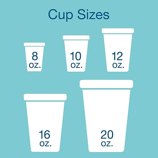 Dixie PerfecTouch 12 oz  Hot Cups 50/Pack | Staples