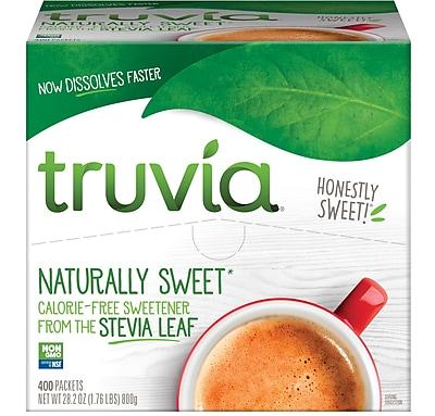 Truvia® Natural Sweetener, 400/Box