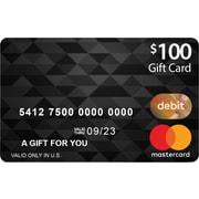 MASTERCARD $100 GIFT CARD