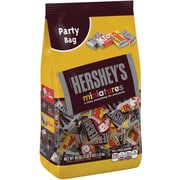 HERSHEY'S Miniatures Assortment, 40 Ounces (HEC21553)