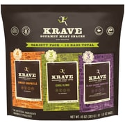 KRAVE Jerky Variety Pack,  1-Ounce , 10/Pack (HEC02125)