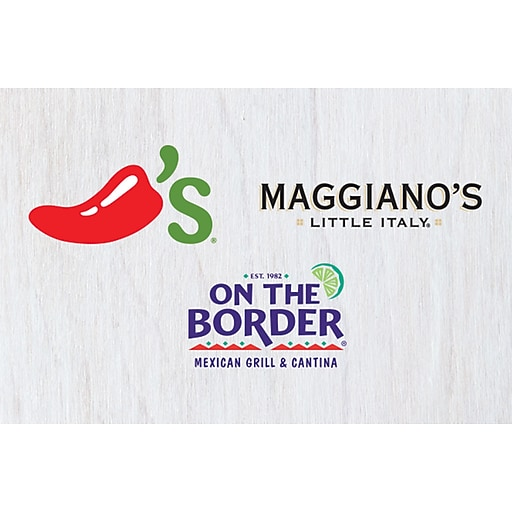 Maggiano's Gift Card $25