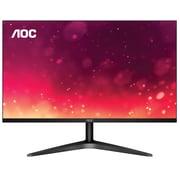 "AOC Monitor 24"" Class VA Panel Full HD 1920x1080 VGA HDMI 24B1H"