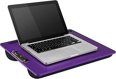 LapGear Clipboard Lap Desk, Purple
