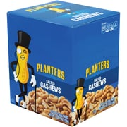 Planters Salted Cashews 1.5 oz, 18 Count