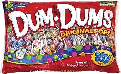 Dum Dum Pops, 360 Lollipops/Bag