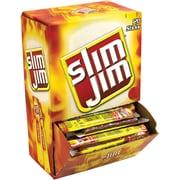 Slim Jim, Meat Sticks, Original, 0.28 Oz., 100/Box