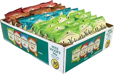 Miss Vickie's Kettle Cooked Mix, 30 Count