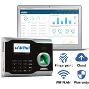 uAttend BN6500SC Cloud-Connected Fingerprint Time Clock (BN6500SC)