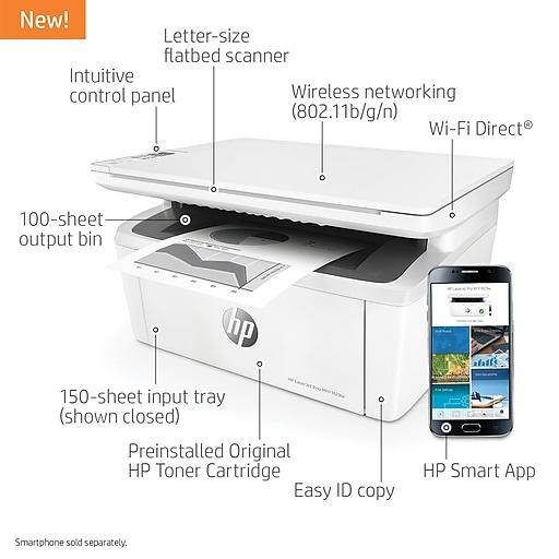 HP LaserJet Pro M29w All-in-One Wireless Laser Printer (Y5S53A)