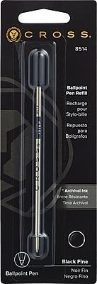 Cross® Ballpoint Pen Refill Fine Black (8514)