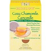 Bigelow® Cozy Chamomile Herbal Tea Pods, Caffeine Free, 18/Pack (RCB10906)