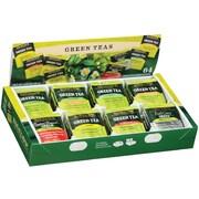 Bigelow® Green Tea Assortment Box, Regular & Decaffeinated, 64 Tea Bags/Box (RCB30568)