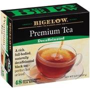 Bigelow® Premium Decaf Black Tea, Decaffeinated Black Tea, 48 Tea Bags/Box (RCB00356)