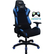 Staples Helix Gaming Chair with Cooling Technology, Blue (53100)