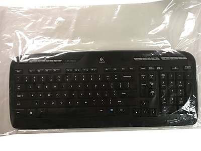 Disposable Plastic Keyboard Cover, 21
