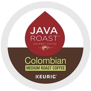 Java Roast® Colombian Coffee, Keurig® K-Cup® Pods, Medium Roast, 96/Carton (52969CT)