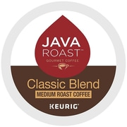 Java Roast® Classic Blend Coffee, Keurig® K-Cup® Pods, Medium Roast, 96/Carton (52968CT)