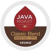 Java Roast® Classic Blend Coffee, Keurig® K-Cup® Pods, Medium Roast, 96/Carton (52968CT)