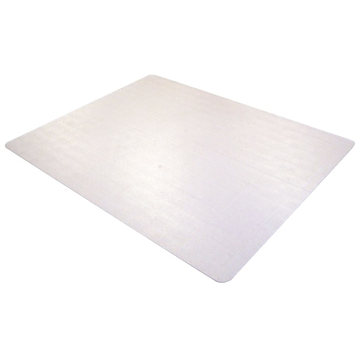 Mammoth Office Products 46 Quot W X 60 Quot L Pvc Chair Mat For