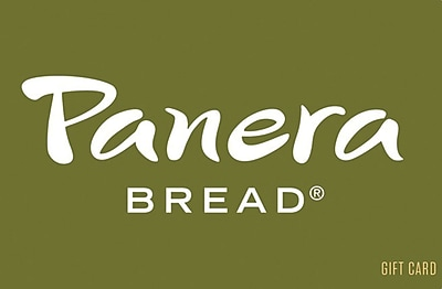 Panera Bread Gift Card $50 (Email Delivery)