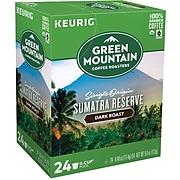 Green Mountain Sumatran Reserve Kcups