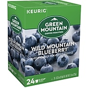 Green Mountain Mtn Blueberry Kcups