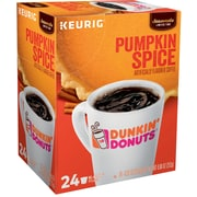 Dunkin' Donuts® Pumpkin Spice Coffee, Keurig® K-Cup® Pods, Medium Roast, 24/Box (5000202812)