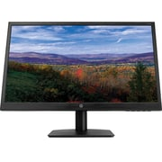 "HP 22YH 21.5"" LED Backlit Monitor, Black"