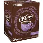 McCafe® French Roast Coffee, Keurig® K-Cup® Pods, Dark Roast, 24/Box (5000201378)