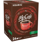 McCafe® Premium Roast Decaf Coffee, Keurig® K-Cup® Pods, Medium Roast, Decaffeinated, 24/Box (5000201380)
