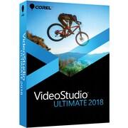 Corel VideoStudio Ultimate 2018 Software for 1 User, Windows, Download (ESDVS2018ULML)