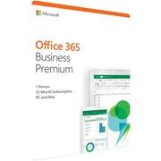Microsoft Office 365 Business Premium, English (KLQ-00378)