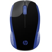 HP Wireless Mouse 200, blue