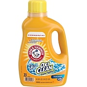 Arm & Hammer OxiClean Concentrated Liquid Laundry Detergent, 62.5 oz (3320000107)
