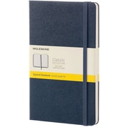 Moleskine Large Squared Soft Cover, Sapphire Blue (893762)