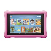 "Amazon Fire HD 8 Tablet, 8"" Display, 32 GB, Kid-Proof Case, Pink (B07952WB66)"