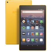 "Amazon Fire HD 8 Tablet, 8"" Display, 16 GB, Canary Yellow (B07952VWF2)"