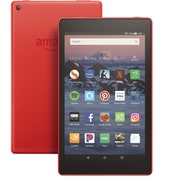 "Amazon Fire HD 8 Tablet, 8"" Display, 16 GB, Punch Red (B078HNTH41)"